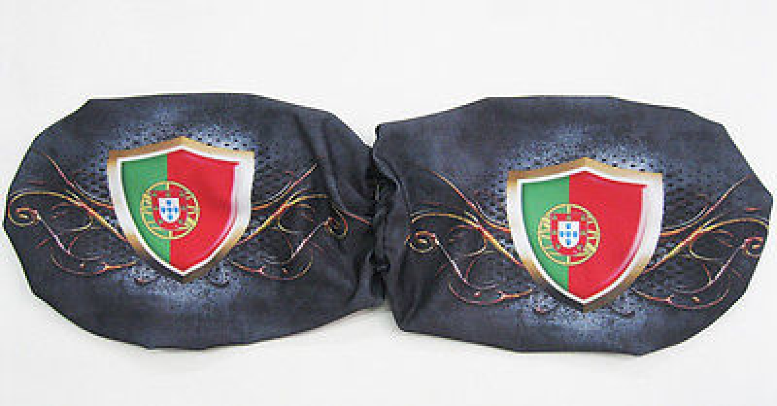 Auto spiegel r ckspiegel car bikini em 2016 portugal fahne for Spiegel und fahne