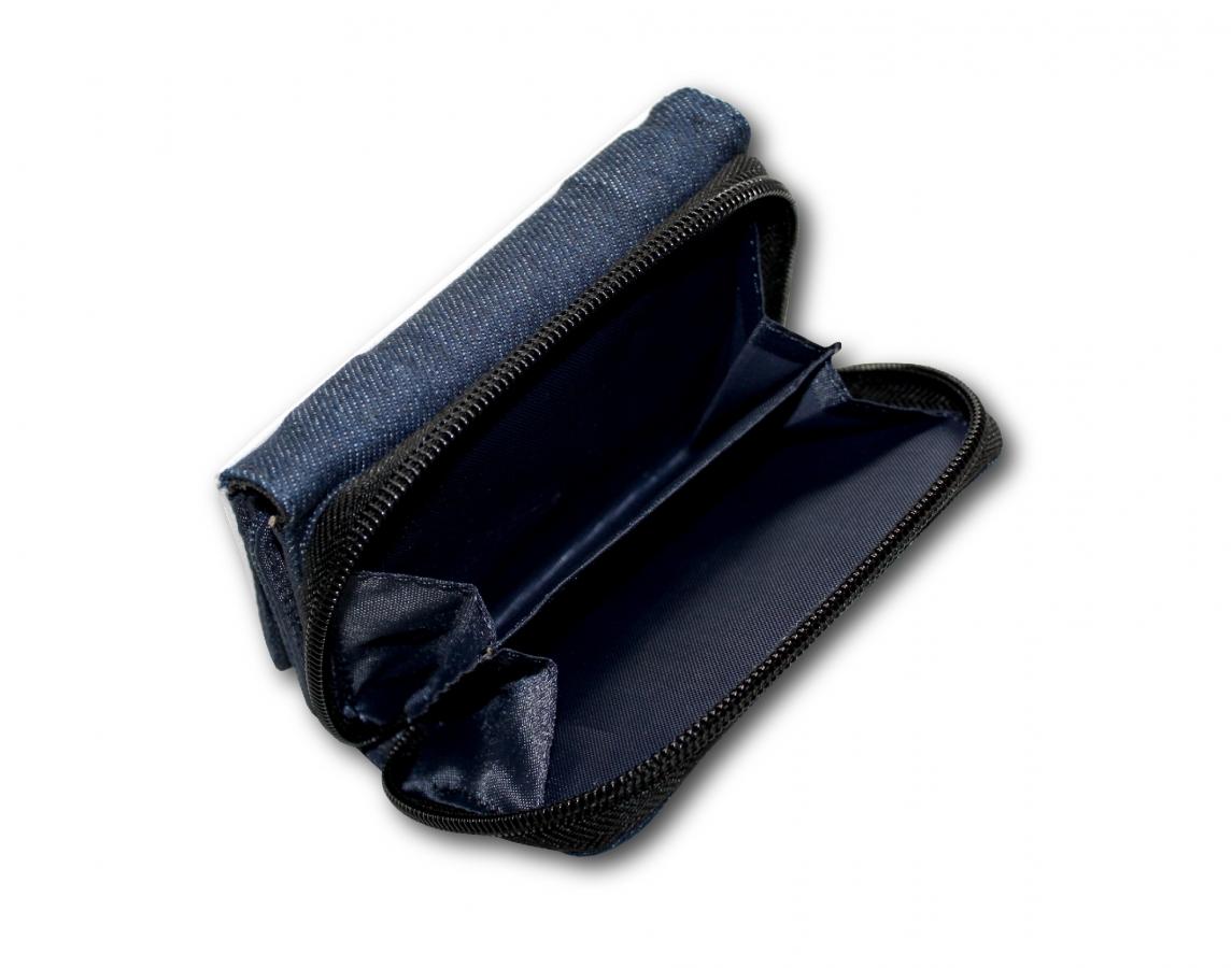 Damen Tasche SILBER Portemonnaie Schweden Stockholm 1